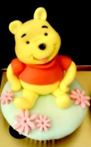 Winnie The Pooh ... Hmmm wajah yang ihklas :)