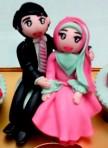 figurine-nya ferry dan ade ... cute imut surabi eh surasiii sekeless :)