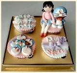 Cute imut Doraemon & Susuka ...
