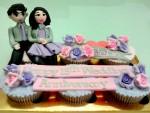 Paket Wedding Anniversary untuk, requested by Mrs. Herlin :-)