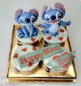 Stitch...stitch, lucunya kamu! :D