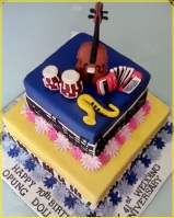 Cakey Musicality - The Biggest Cake, by far :D