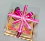 Lili's Pinkish pack siap diantar....